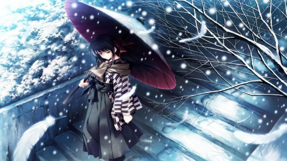winter-anime-girl-umbrella